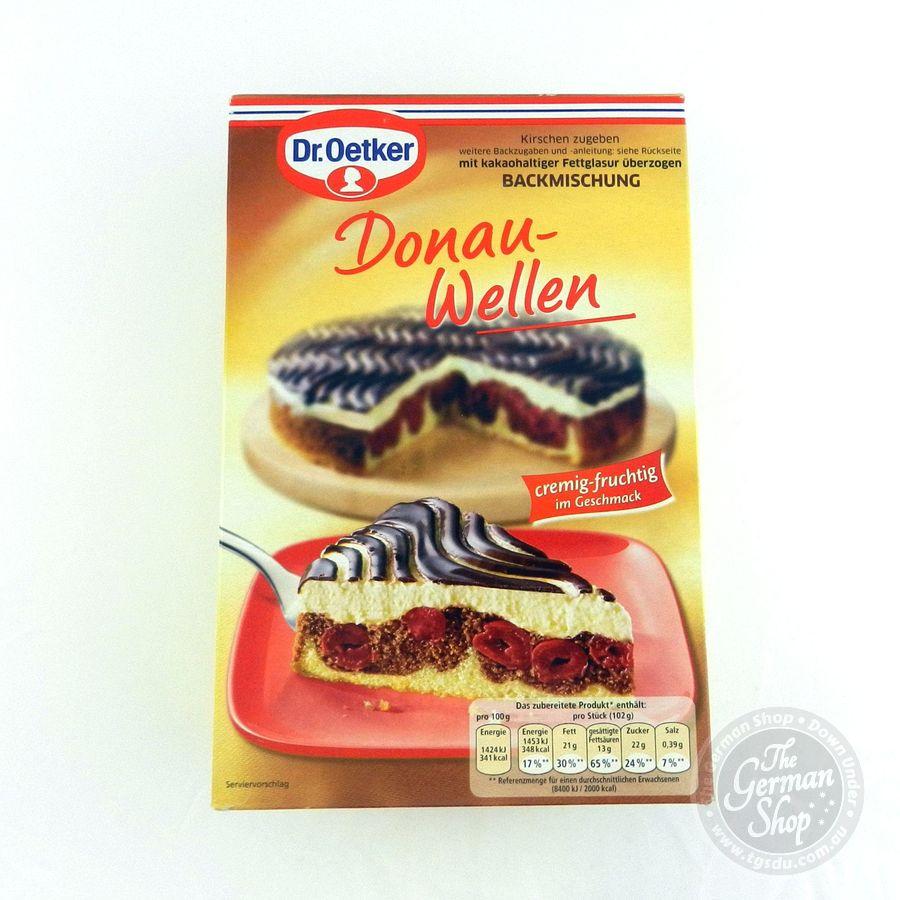 dr oetker donauwellen backmischung marble cherry cake. Black Bedroom Furniture Sets. Home Design Ideas