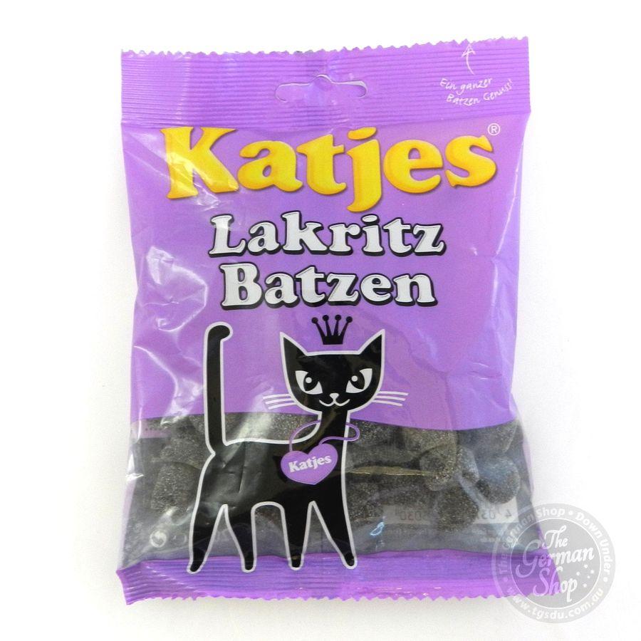 Katjes-Lakritz-batzen