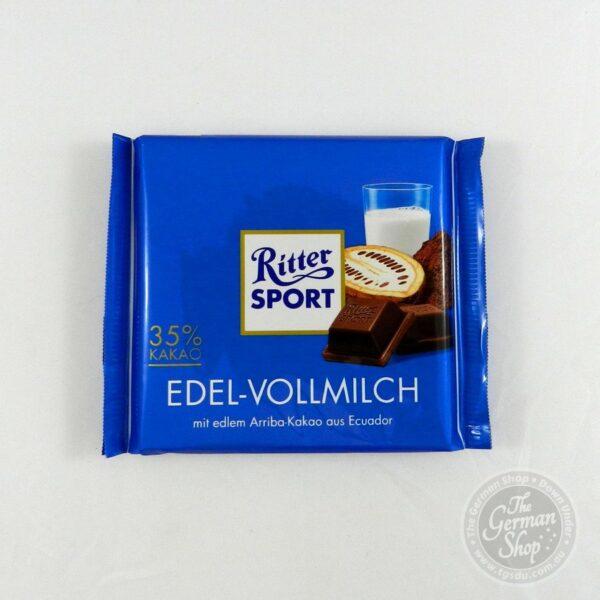 Ritter Sport Edel Vollmilch