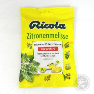 Ricola-zitronenmelisse-zuckerfrei