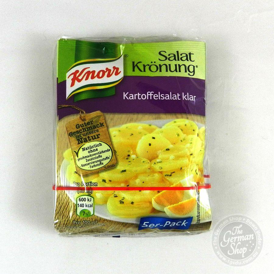 Knorr Salatkrönung Kartoffelsalat : knorr salatkroenung kartoffelsalat klar salad dressing ~ Lizthompson.info Haus und Dekorationen