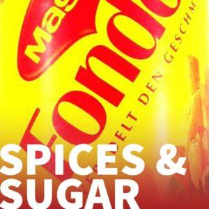 Spices & Sugar