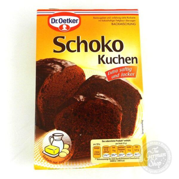 Dr Oetker Schokokuchen Chocolate Cake Mix Tgsdu The German
