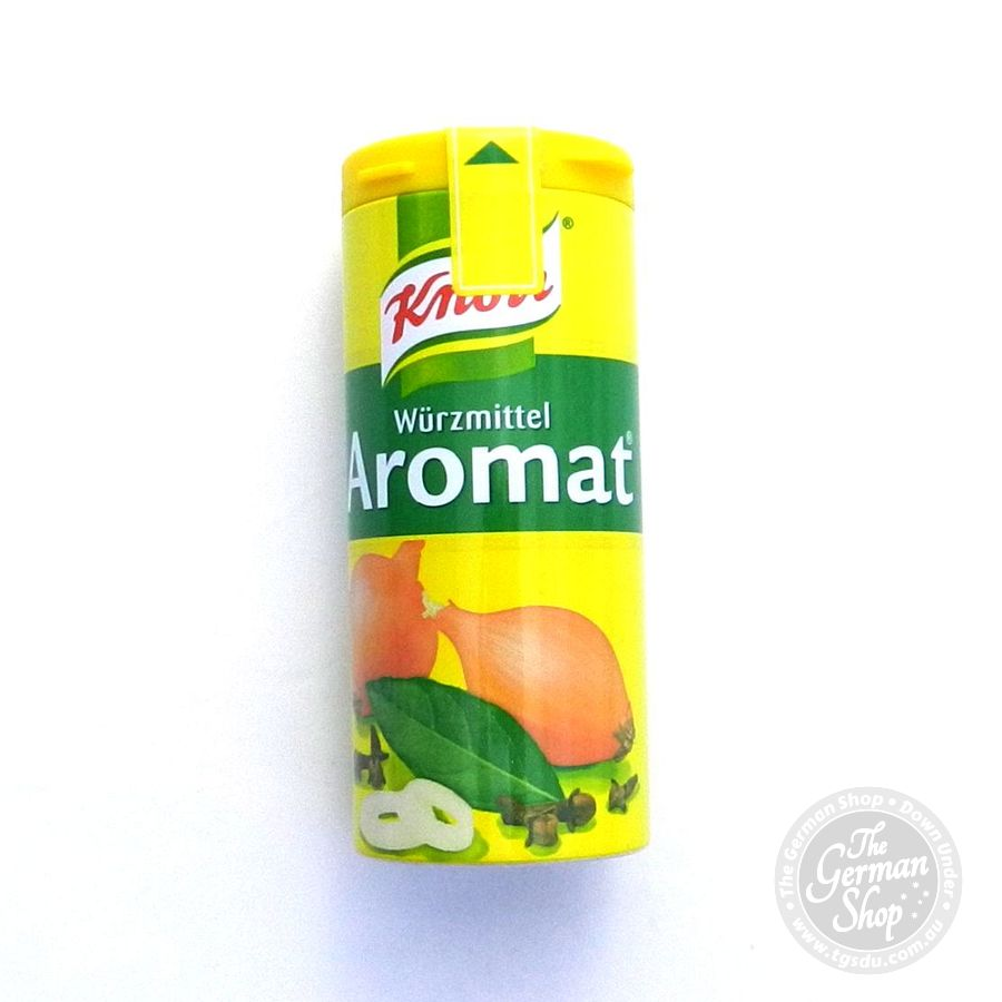 knorr-aromat-streuer