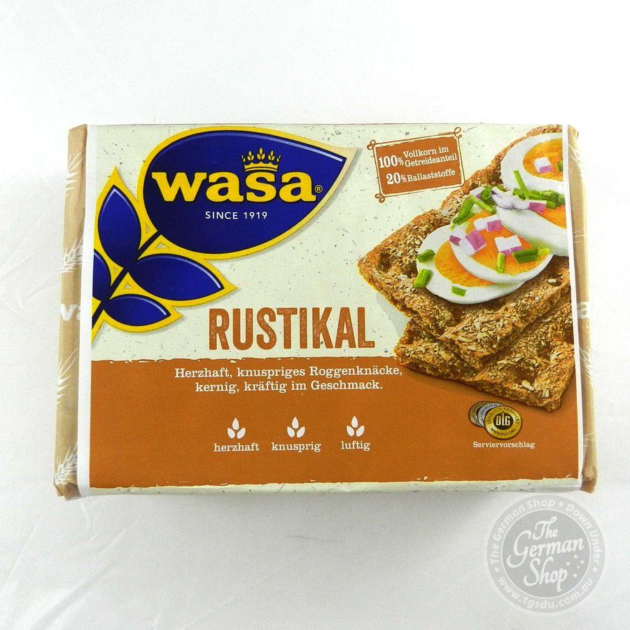 Wasa-rustikal