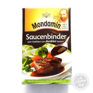 Mondamin-dunkle-sauce