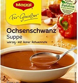 Maggi-geniesser-ochsenschwanzsuppe