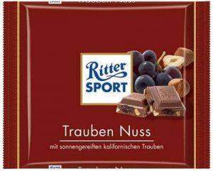 Ritter-Sport-Trauben-Nuss