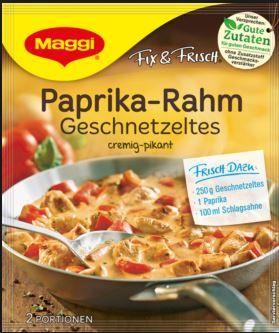 Maggi-fix-paprika-rahm-geschnetzeltes